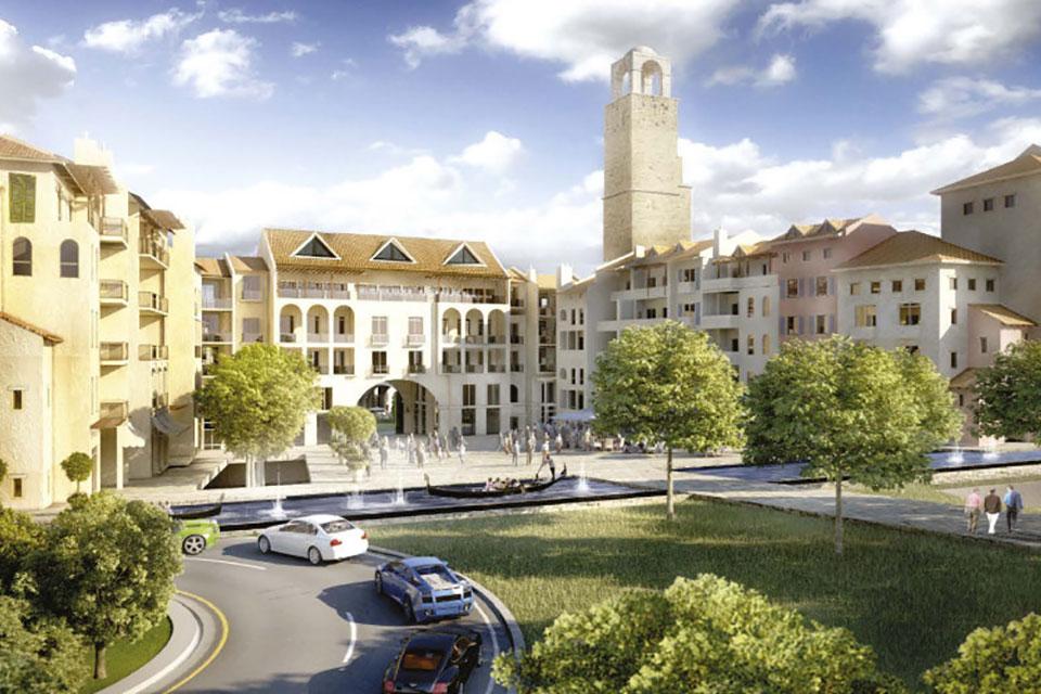 City Centre Development, Steyn City Properties, Dainfern