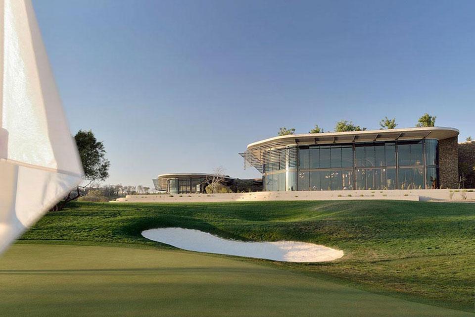 Golf Club House & Golf Course, Steyn City Properties, Dainfern