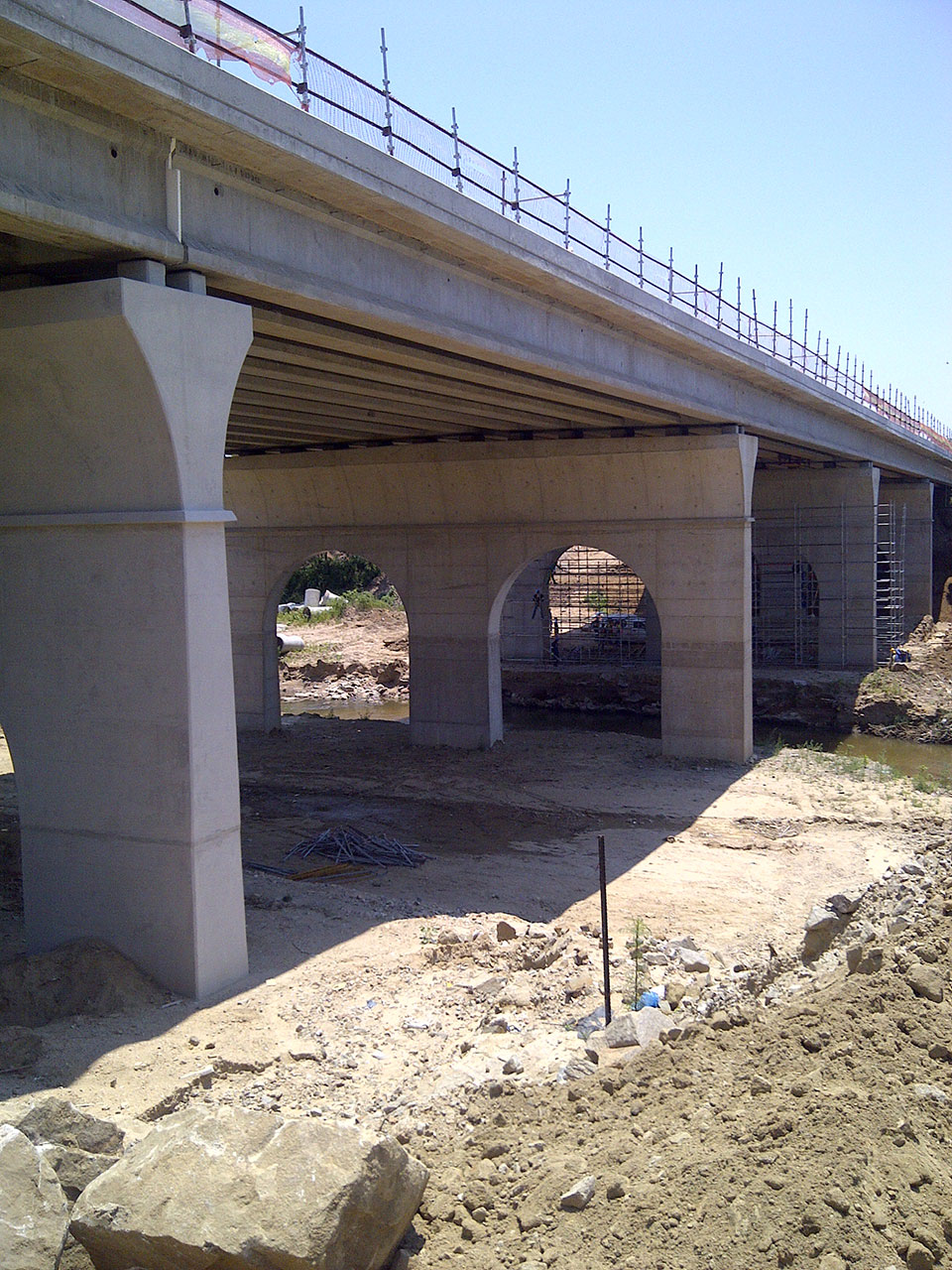 Internal & External Infrastructure, Steyn City Properties, Dainfern