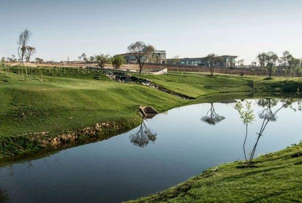 Landscaping & Leisure Facilities, Steyn City Properties, Dainfern