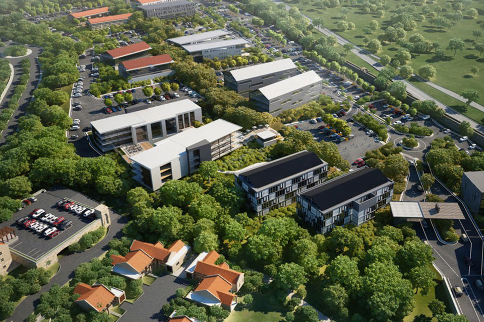 William Nicol Office Park, Steyn City Properties, Dainfern
