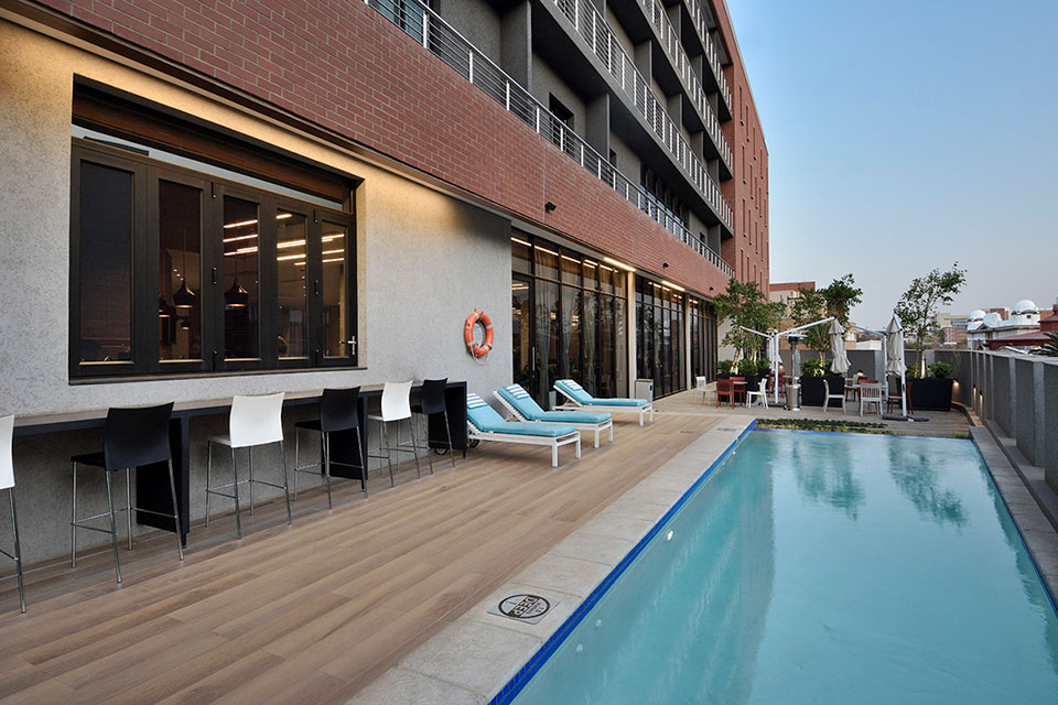 City Lodge Hotel, The Wedge, Newtown Junction, Johannesburg