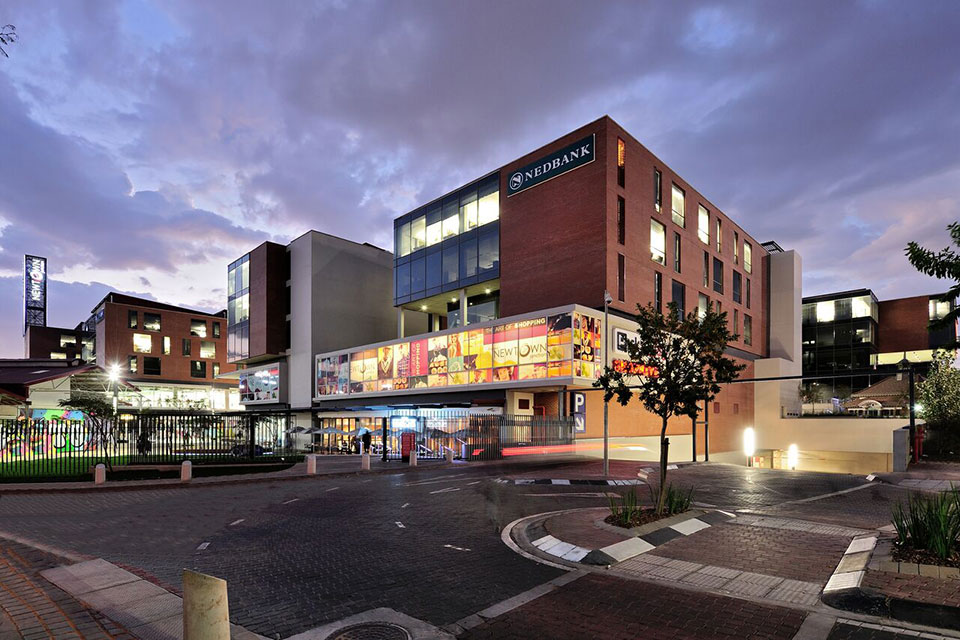 Nedbank Majestic, Newtown Junction, Johannesburg