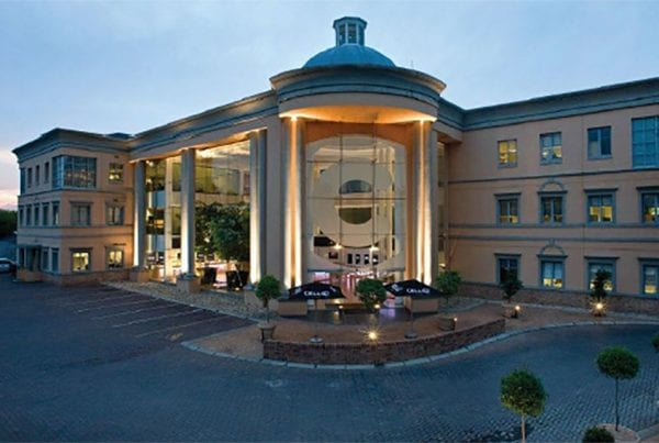 Sandhurst Office Park, Johannesburg